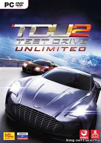 Crack Для Test Drive Unlimited Gold